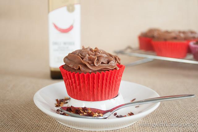 cupcake & oil