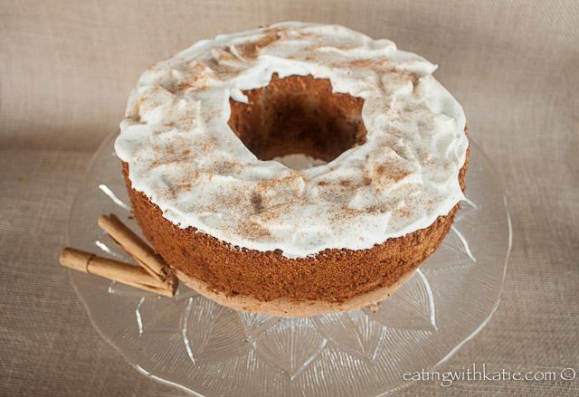 chai chiffon cake