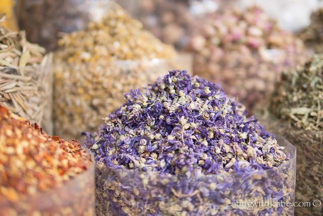 teas at spice souk