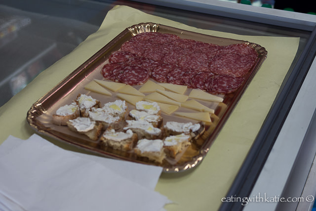 deli platter {focus_keyword} Sorrento Food Tour charcuterie