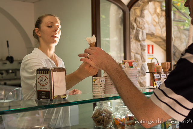 gelato {focus_keyword} Sorrento Food Tour gelato
