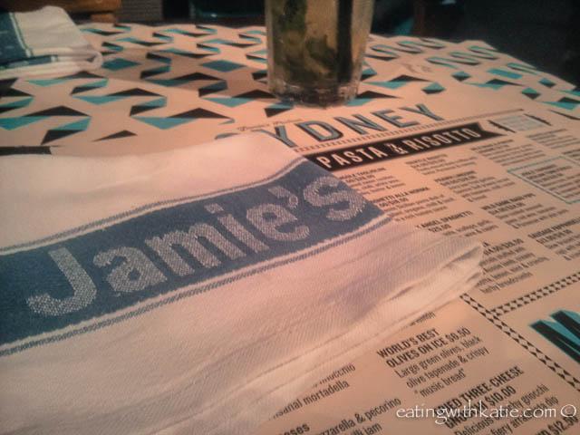 Jamie's Italian Sydney